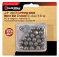 Marksman Steel Slingshot Pellets 9.5mm